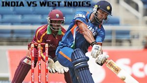 WEST INDIES VS INDIA 3RD ODI
