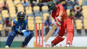 Zimbabwe tour of Sri Lanka, 3rd ODI: Sri Lanka v Zimbabwe at Hambantota, Jul 6, 2017