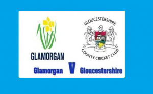 GLOUCESTERSHIRE VS GLAMORGAN