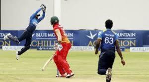 SRI LANKA VS ZIMBABWE 4TH ODI