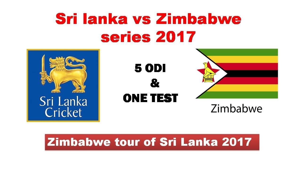 Sri lanka Vs Zimbabwe test 2017:07:14