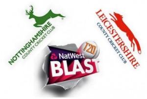 Leicestershire VS Nottinghamshire T20 02 08 17 10:28PM