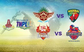 Albert TUTI Patriots VS  Madurai Super Giant 08 13 17 02:45PM