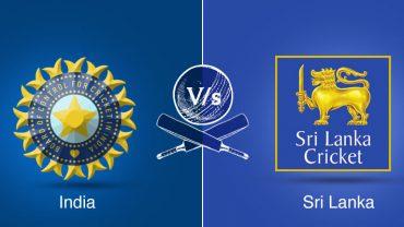 SRI LANKA VS INDIA 3RD ODI 27 08 17 02:00PM