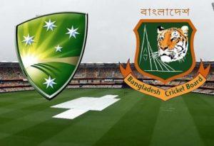 Bangladesh VS Australia 27 08 17 09:00AM