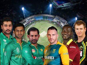 PAKISTAN VS WORLD XI 15 09 17 07:00PM