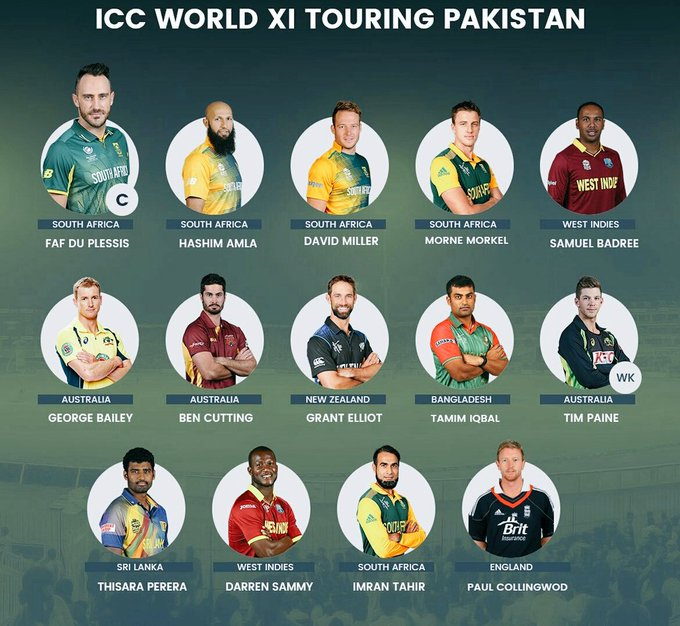 pakistan vs world xi twenty20 2017 13 09 17 07:00pm