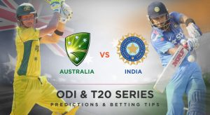 T20:1ST Australia VS India 07 10 2017 06:30PM